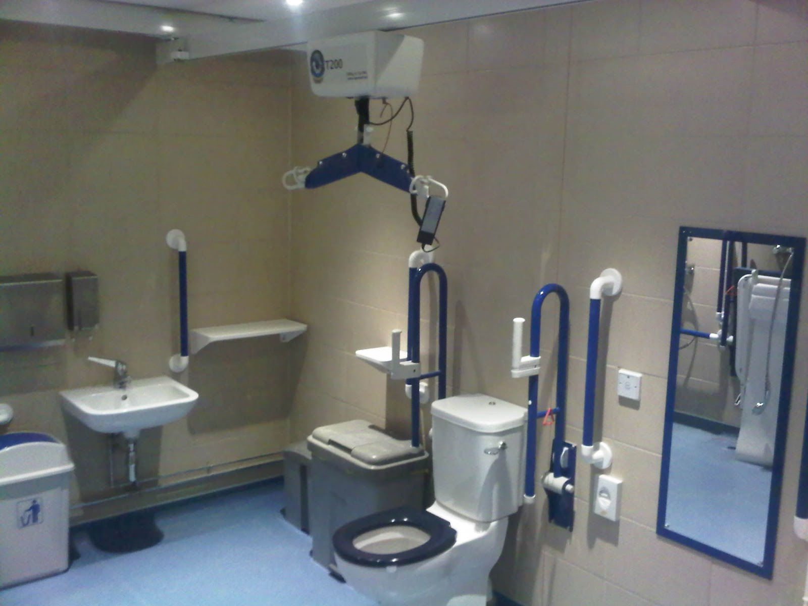 Ceiling Hoists For Disabled Types Of Patient Hoist