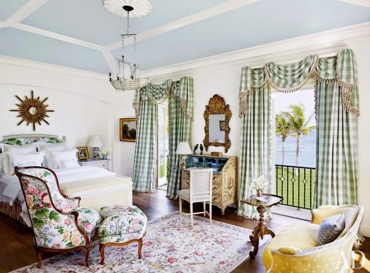 Decor Inspiration : Palm Beach, Florida home by David Easton ...