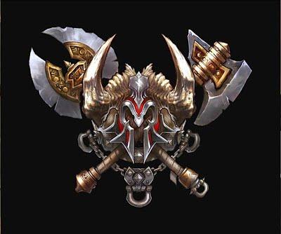 Diablo 3 Barbarian Crest Yumiko