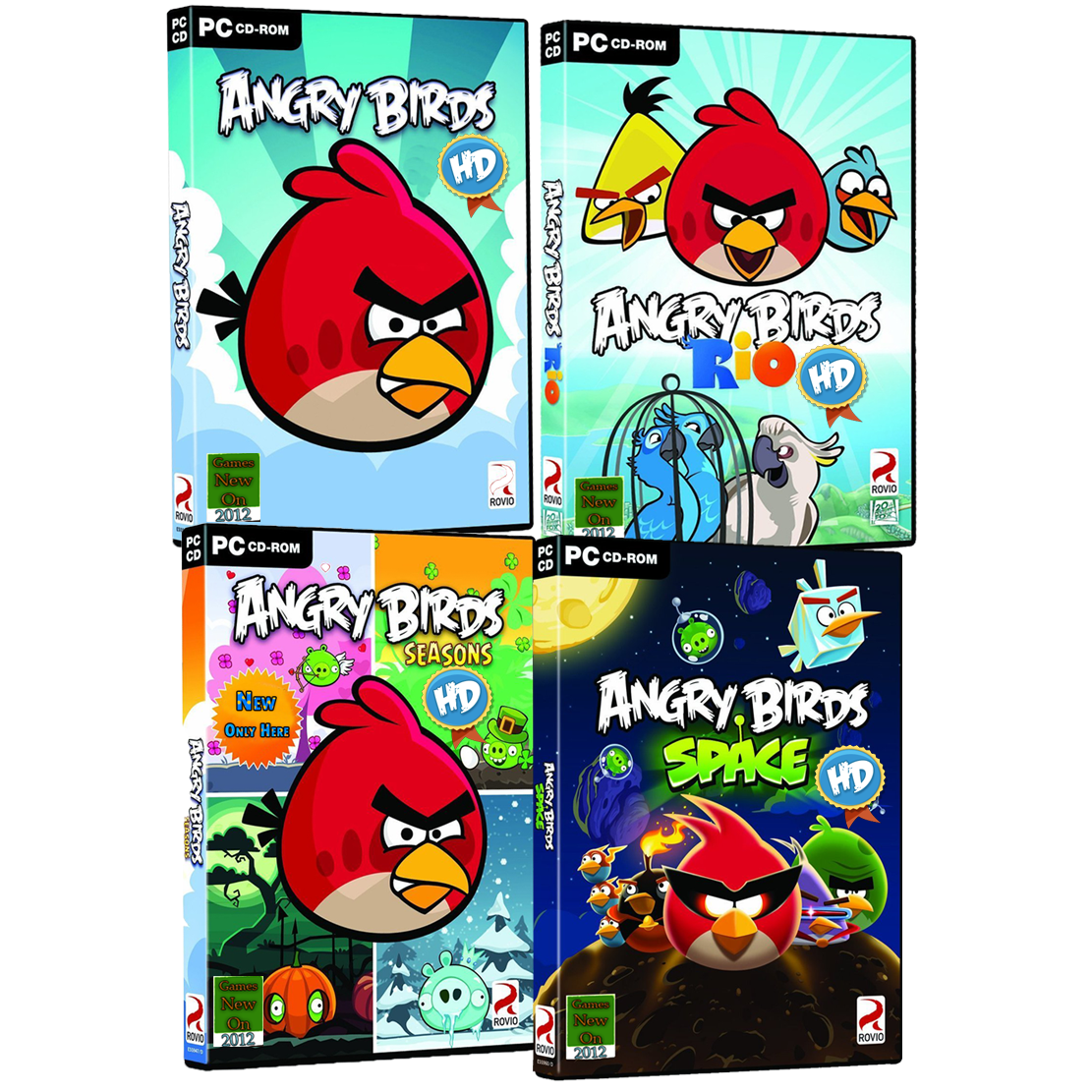 Download Angry Birds 2 for PC - Windows 10,8 (  …