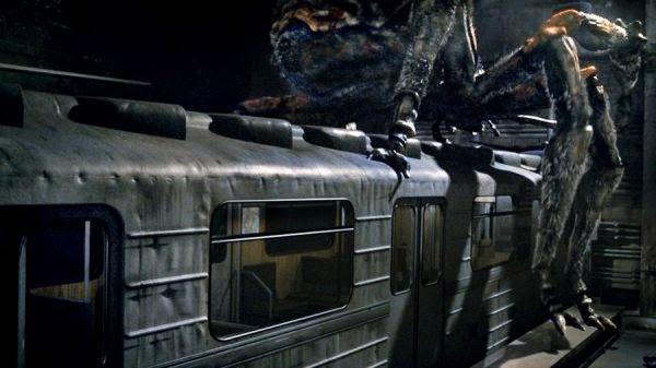 Spiders 3D - Phim trên Cinemax ngày 29/11