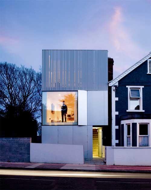 foto foto rumah minimalis modern