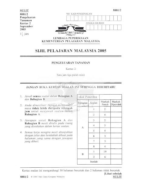 English spm essay 2009