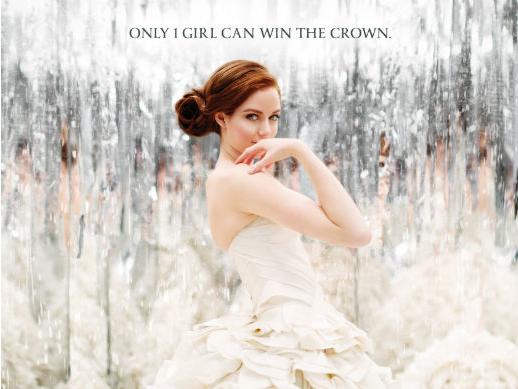 Revelada a capa de The One, da série A Seleção da Kiera Cass e Editora Seguinte!