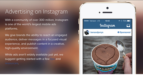 how to create sponsored ad on instagram