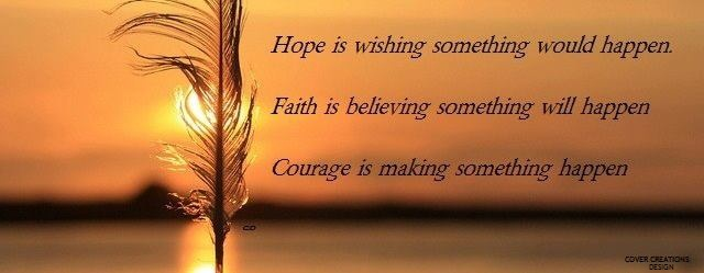 hope faith and courage pdf
