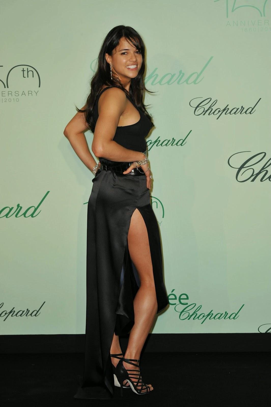 Michelle Rodriguez Cannes Film Festival