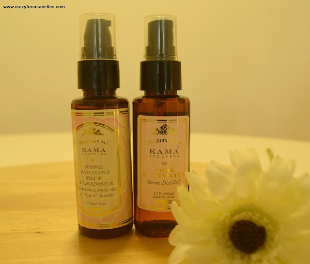 Kama Ayurveda Rose Jasmine Face Cleanser