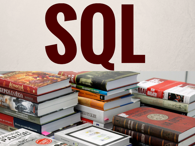 List of Best SQL Books to learn database query language