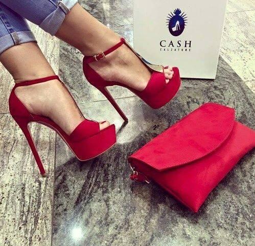 Cute heels trend