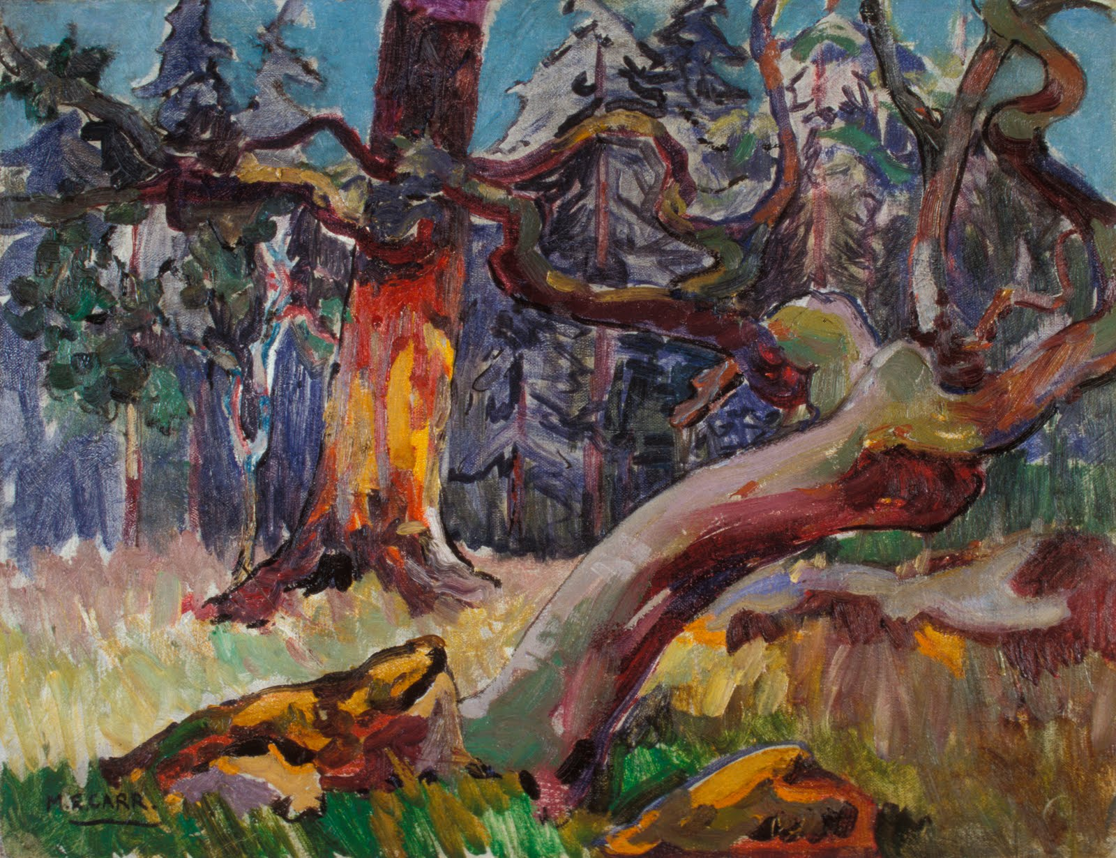 Emily Carr Forest