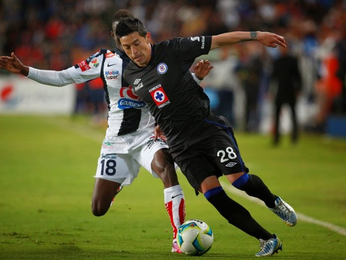 Cruz Azul vs Pachuca en vivo