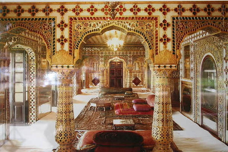 indian palace bedroom Art and Interior: SPECIAL SERIES: Bedrooms of the Royals
