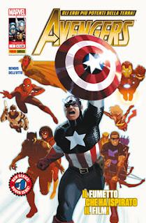 Avengers - Gli eroi più potenti della Terra!
