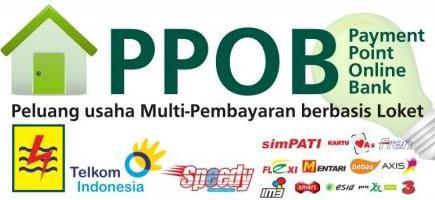 Peluang Agen Bisnis Loket Pembayaran Online PPOB