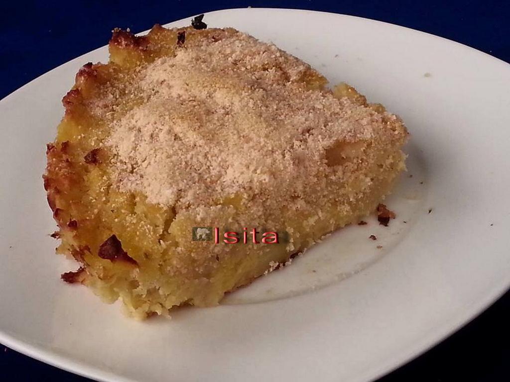 Cocinando con isita pastel de patata y calabacin en olla gm e for Cocinar con olla gm