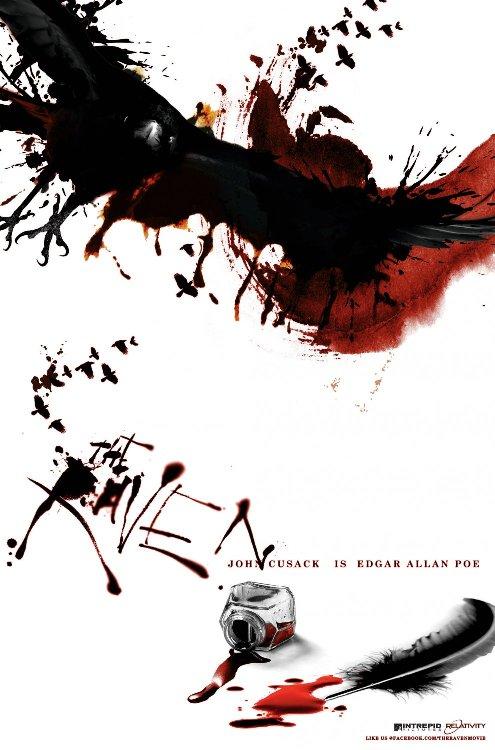 Próximos estrenos o rodajes  Poster+the+raven