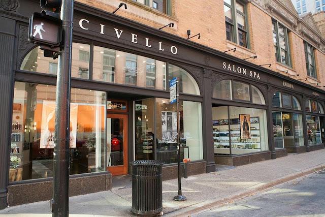 Civello salon and spa opens in Chicago