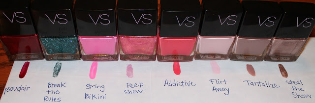 Victoria Secret Nail Dreams Nail Polish