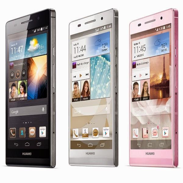 Huawei Ascend P6, Características, Opiniones y Precio libre