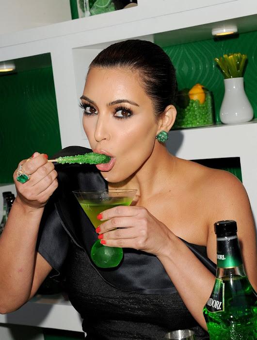 kim kardashian in west hollywood