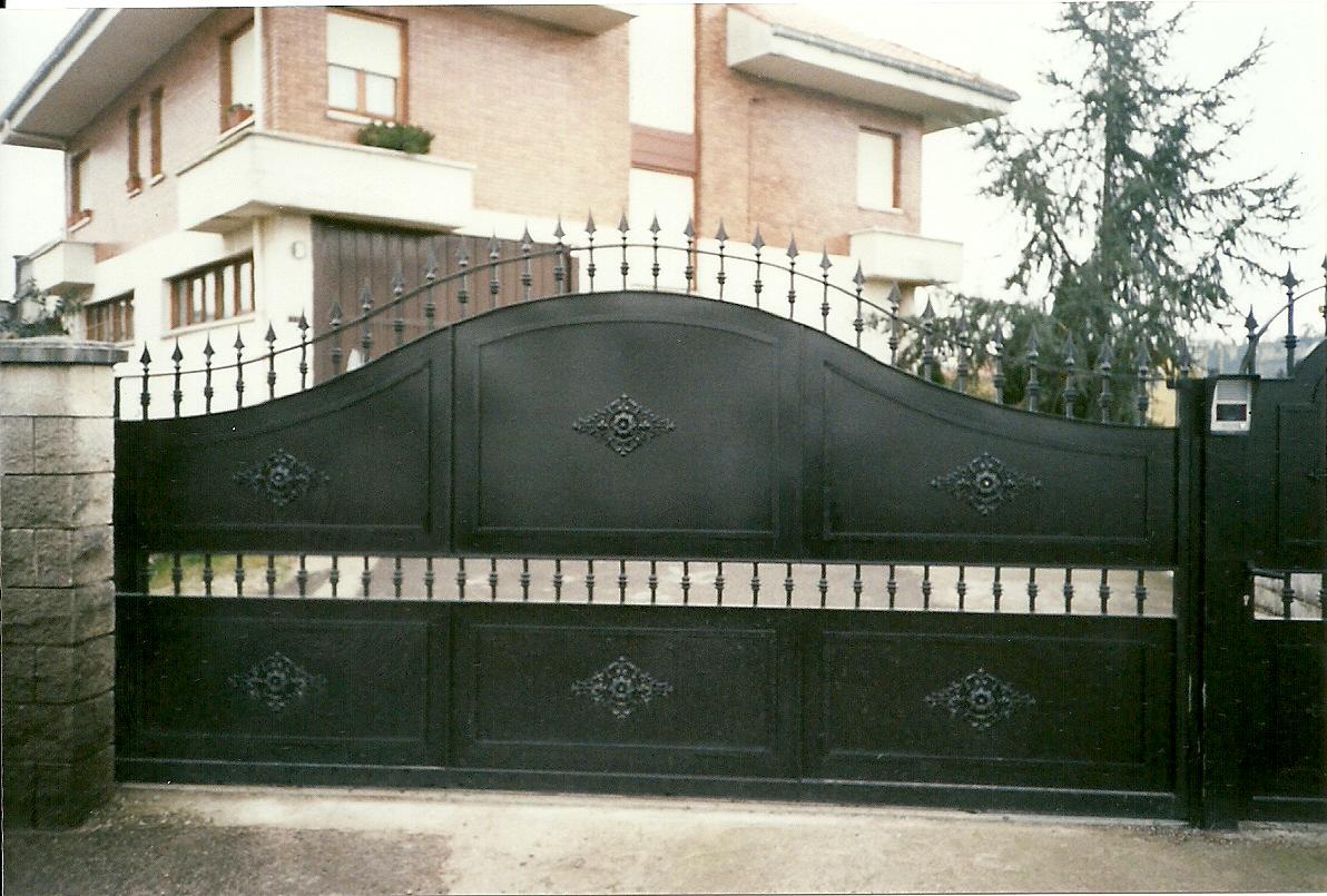 Vallas de jardin cantabria puertas de jard n - Puertas para cerramientos ...