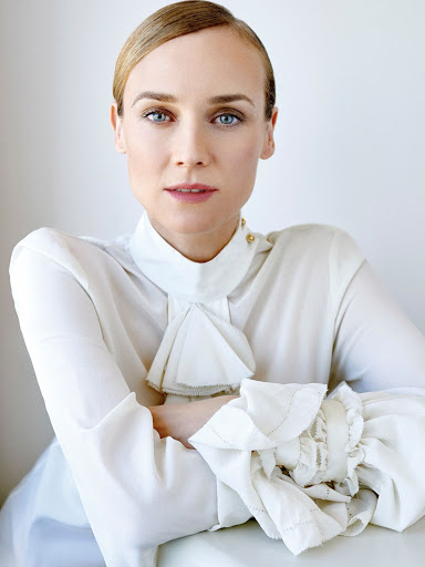 Diane Kruger Marie Claire Magazine October 2015 photo shoot