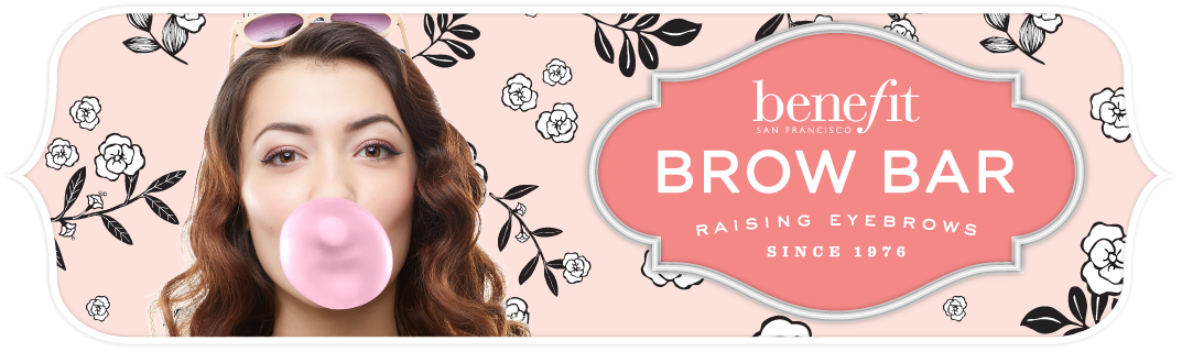 Benefit FREE brow waxing service!! |Discover,Your Life