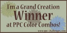 Picture Perfect Creations Winner, Oct 2011