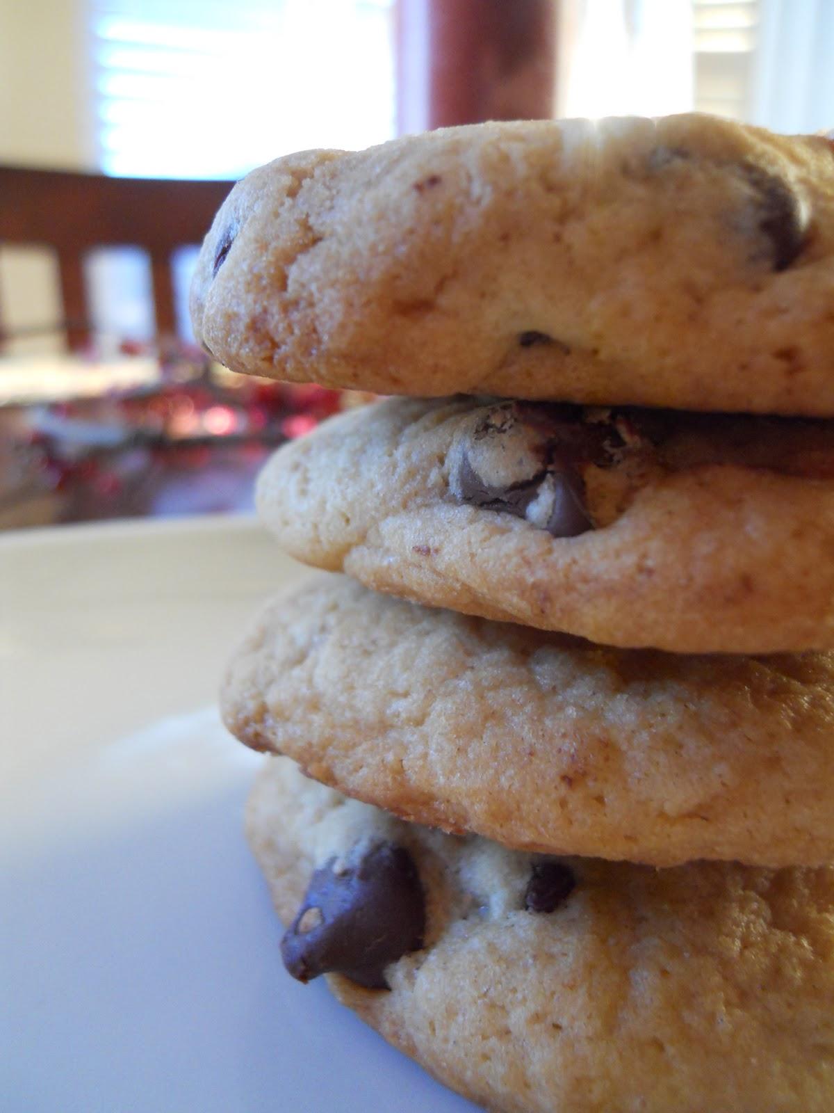 See Aimee Cook: My new favorite chocolate chip cookies