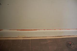 panelen i köket är av masonit.