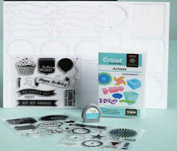 Cricut Artiste Collection handbook.  Click picture to view.
