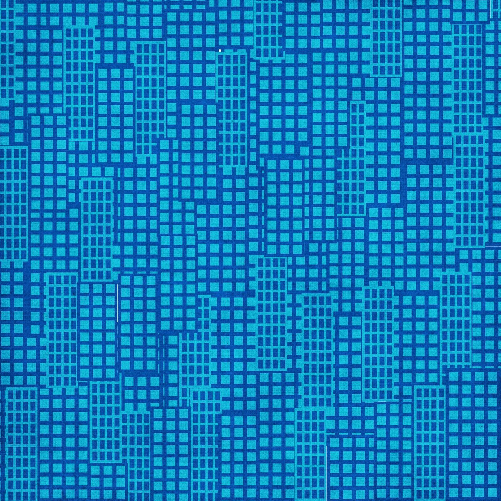 Fondo Azul Tipo Cómic.