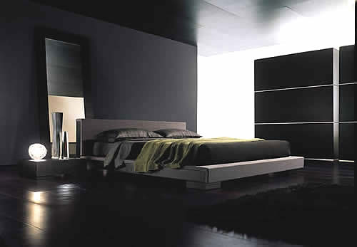 Home decoration design minimalist bedroom decorating tips for Minimalist single bedroom