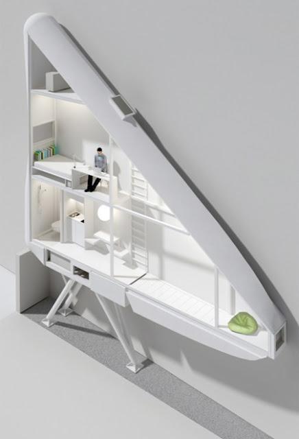 أضيق بيت في العالم '' من تصميم جاكوب سزيسني '' في بولاندا
