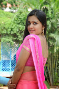 Samskruthi photo shoot in saree-thumbnail-3