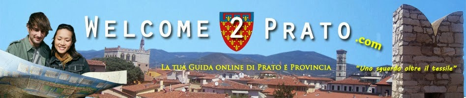 Welcome to Prato | Cultura e Turismo a Prato