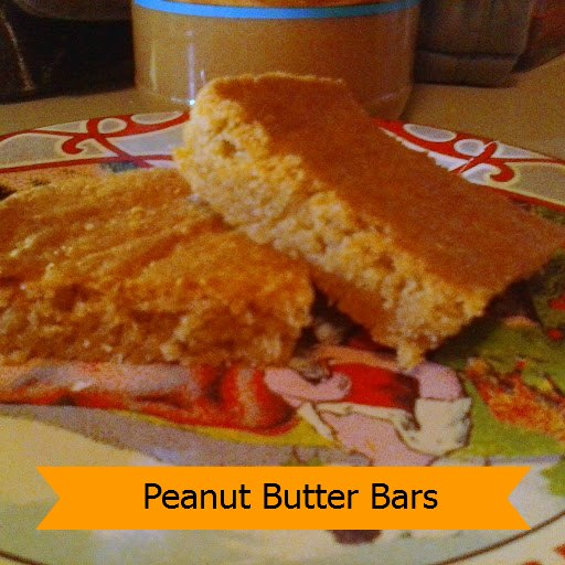 Peanut Butter Bars I Recipe — Dishmaps
