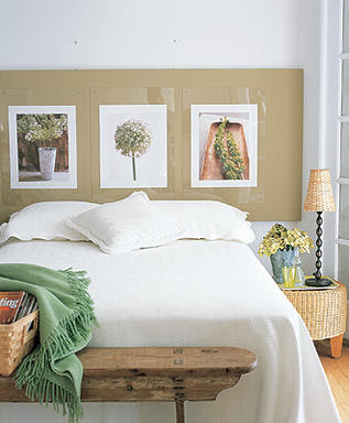 APARTMENT INTERVENTION: SPACE-SAVING HEADBOARDS