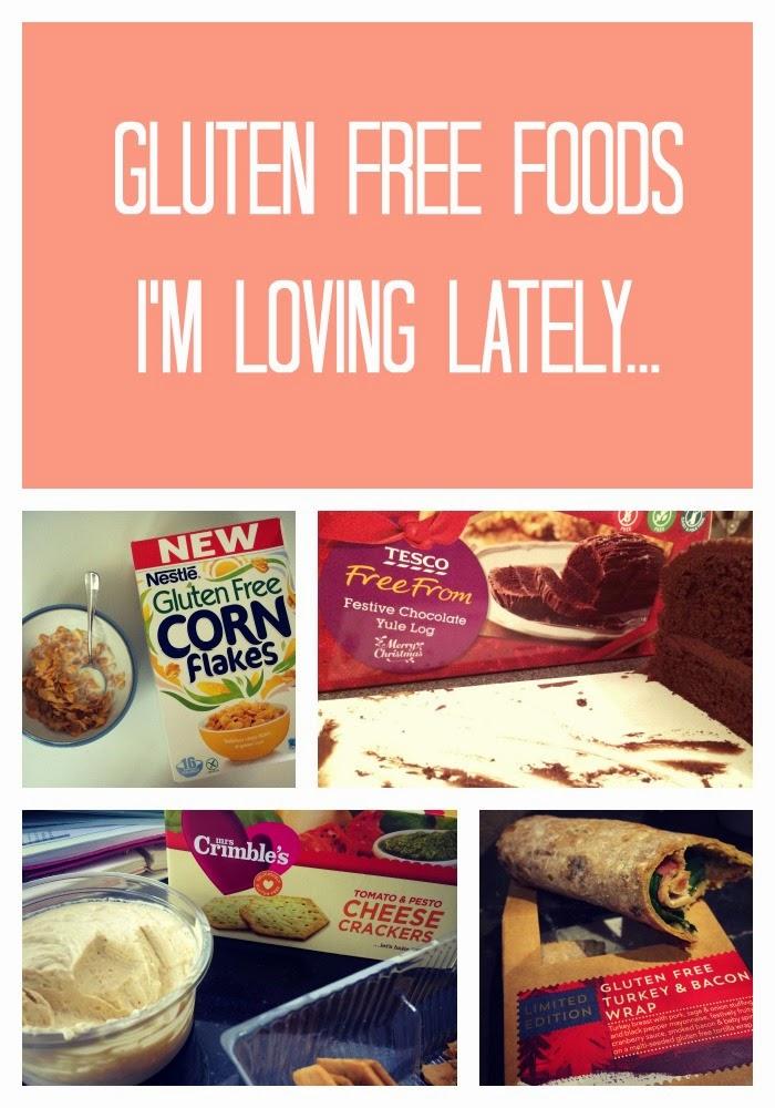 Gluten Free Lately...
