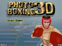 3D Photo boxing Games Symbian S60v3 Full Crack