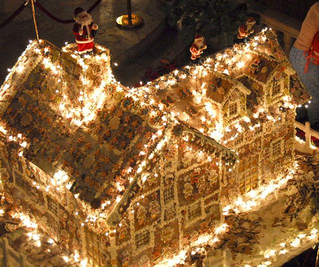 Dekorasi Natal Rumah Jahe