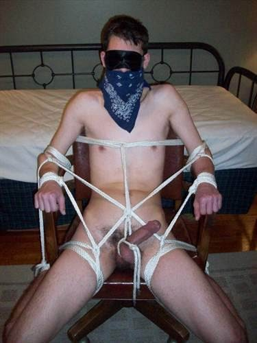 tied cock and ball dvd