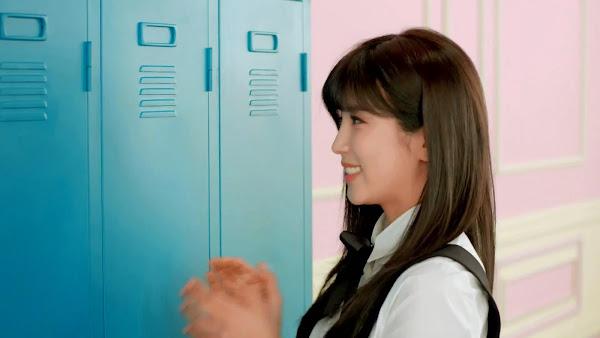 A Pink Mr Chu Chorong