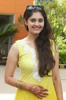 Surabhi Pictures in Salwar Kameez at Ivan Vera Mathiri Press Meet ~ Celebs Next
