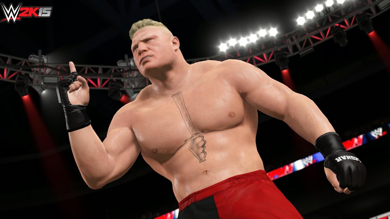 WWE 2K15 PC Game Free Download | Download Free PC Games