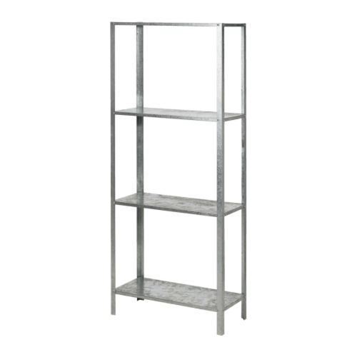Industrial Shelving In Laundry Rooms Ideas