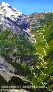 Stelvio Pass Road Trollstigen