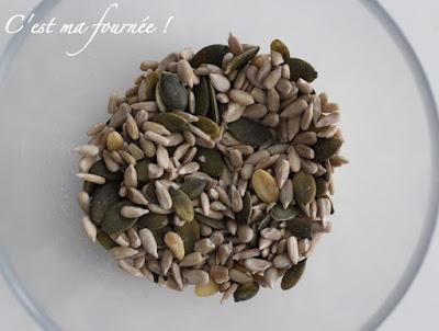 graines de potimarron