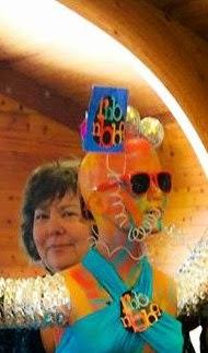 HEART BEAT ARTIST OF THE MONTH:  Lisa Bartlett